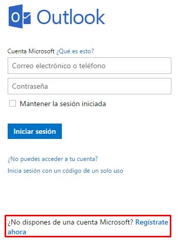 Cómo abrir un correo de Hotmail