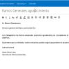 Cómo redactar un mensaje de correo electrónico Hotmail