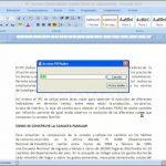 Convertir Word a PDF usando Hotmail