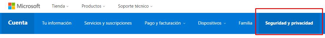 Cómo eliminar una cuenta de Hotmail b