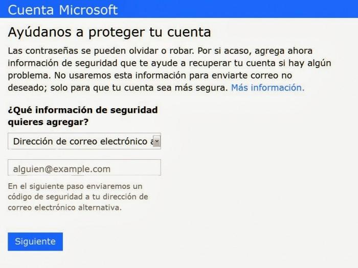 espiar cuenta hotmail