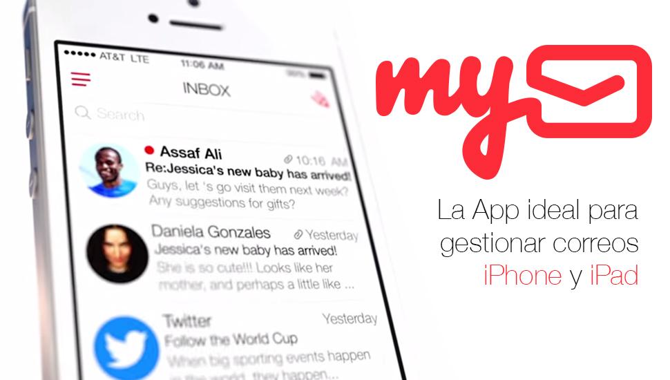 App gratis myMail
