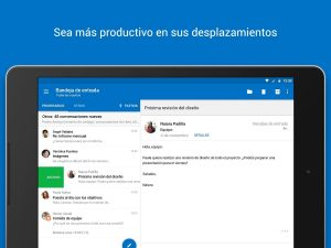 Cómo usar Hotmail en una Tablet Android