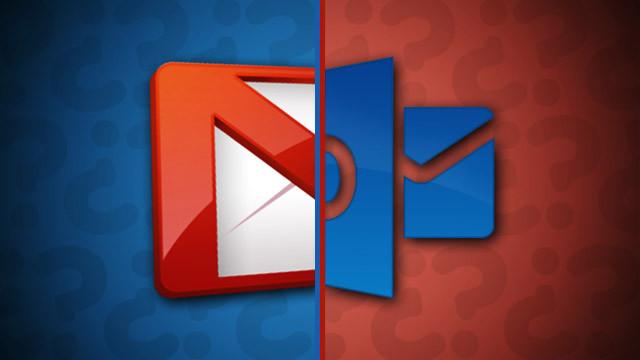outlook vs gmail imagen